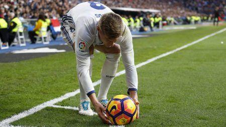 Liga Santander: Real Madrid – SD Eibar