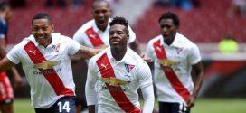 A LDU Quito no se le puede escapar la victoria