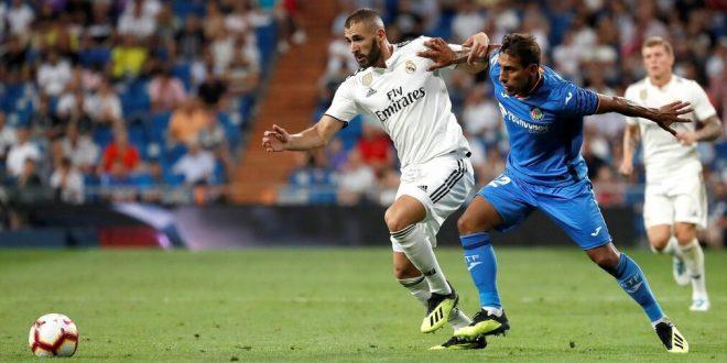 Liga Santander: Getafe – Real Madrid