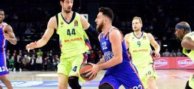 Euroliga: Anadolu Efes – Barcelona Lassa