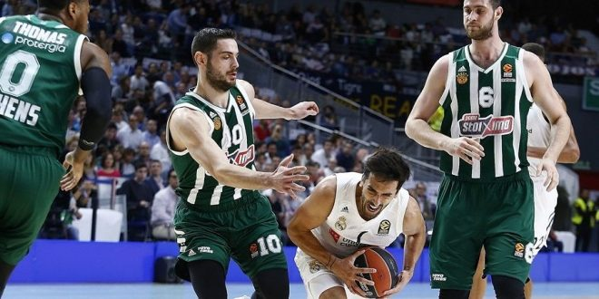 Euroliga: Real Madrid – Panathinaikos