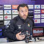 Sergio González, técnico del Valladolid