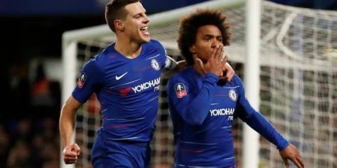 Europa League: Chelsea – Eintracht Frankfurt