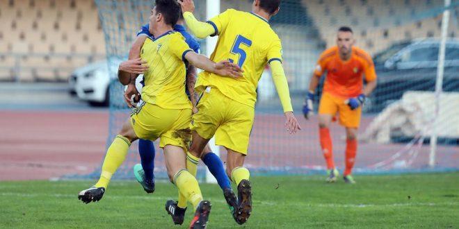 Tercera División (Grupo 10): Cádiz B – Algeciras