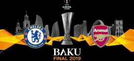 Final Europa League en Baku