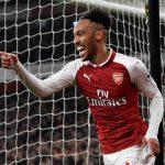 Pierre-Emerick Aubameyang jugador del Arsenal