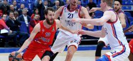 Euroliga: Anadolu Efes – CSKA