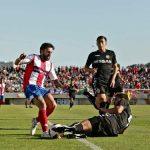 Algeciras y Jaén se miden en un duelo muy intenso.