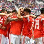 Rusia debe golear hoy a San Marino