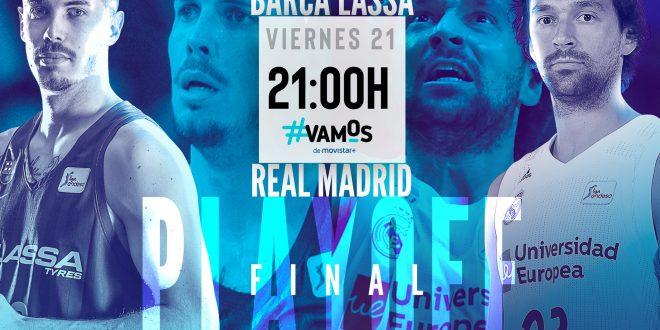 Liga Endesa: Barcelona Lassa – Real Madrid