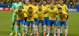 Brasil juega ante su público