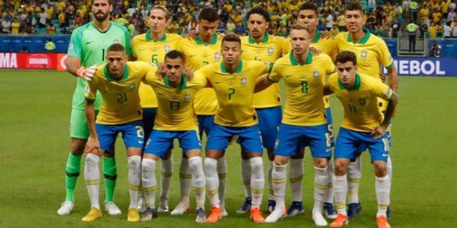 Copa América: Brasil – Paraguay