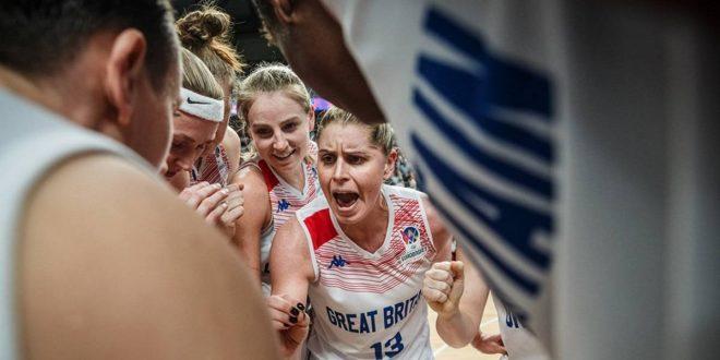 Eurobasket Femenino: Ucrania – Gran Bretaña