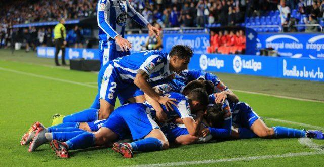 Segunda División (Playoffs): Málaga – Deportivo