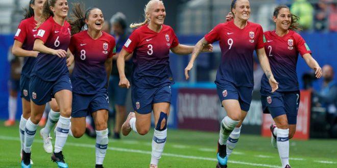 Mundial Femenino Francia 2019: Corea del Sur – Noruega