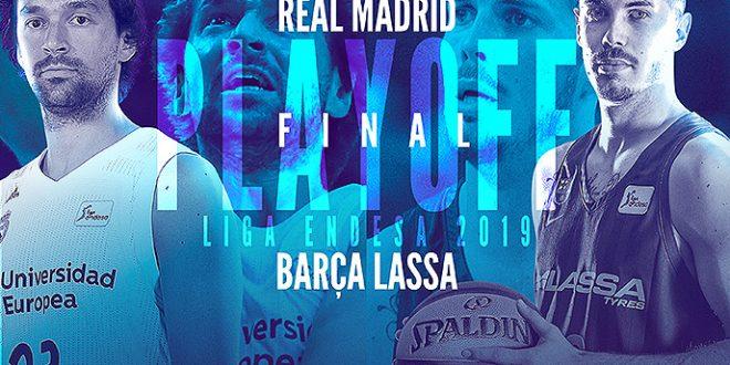 Liga Endesa: Real Madrid – Barcelona Lassa
