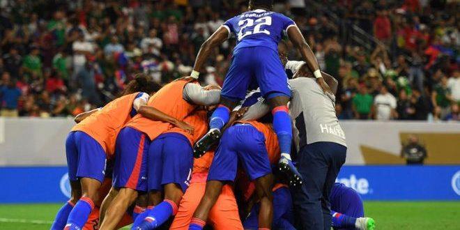 Copa de Oro: Haití – México