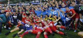 Segunda B (Grupo 1): Marino Luanco – Atlético de Madrid B