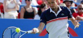 Masters 1000 Montreal: Medvedev vs Khachanov