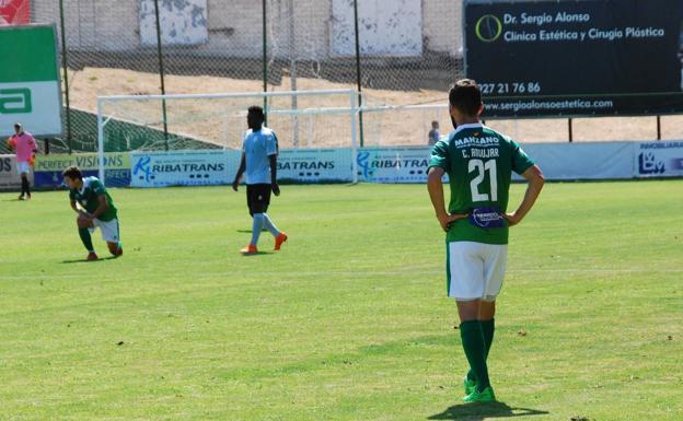 Tercera División (Grupo 14): Villanovense - Cacereño