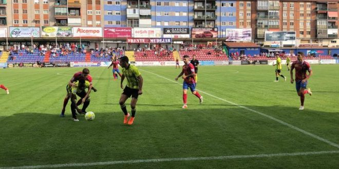 Tercera División (Grupo 17): Teruel – Valdefierro