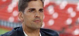 Robert Moreno entrenador de la selección española
