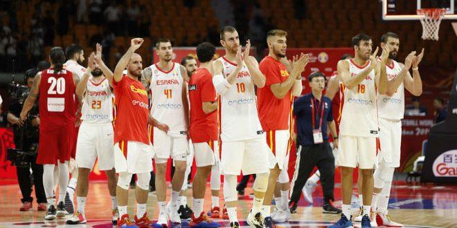 Mundial China 2019: España – Italia