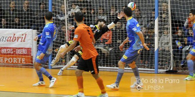 LNFS: Peñiscola FS vs Aspil-Vidal Ribera Navarra