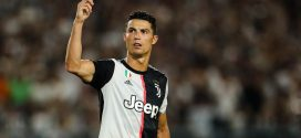 Cristiano Ronaldo jugador de la Juventus de Turin