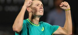 ATP 500 Basel: Alex De Miñaur vs Reilly Opelka