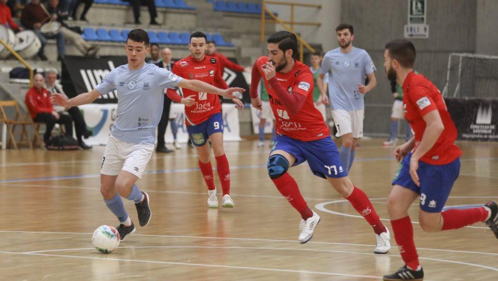 Santiago Futsal vs Mengibar