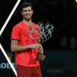 Masters 1000 París: Karen Khachanov vs Jan-Lennard Struff