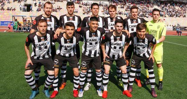 2ª división B (grupo 2): Haro Deportivo – SD Leioa