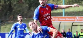 El Covadonga recibe al líder. (Foto: Alex Piña)