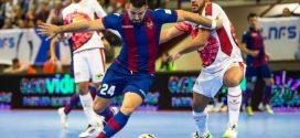 LNFS: Levante FS vs ElPozo Murcia