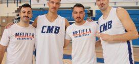 ZTE Real Canoe - Club Melilla Baloncesto