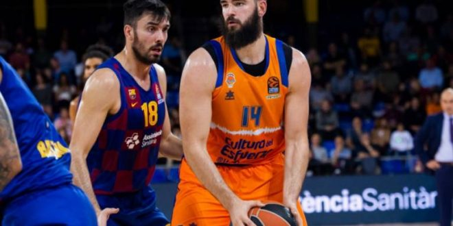 Euroliga: Valencia Basket – ASVEL Villeurbanne