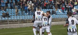 Partido entre el CD Badajoz y el Marbella