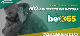 Bet365 estafa