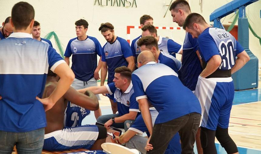 Club Melilla Baloncesto - Afanion CB Almansa