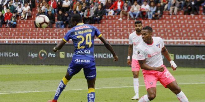 Ecuador – Campeonato Nacional: Delfín – LDU Quito