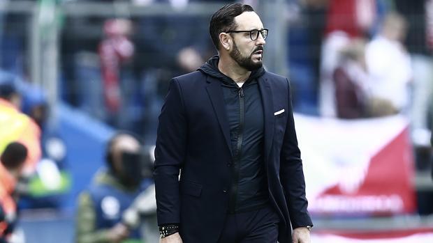 José Bordalás entrenador del Getafe