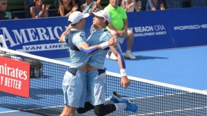 Open de Australia: Ram/Salisbury vs Sandgren/Withrow y Bryan/Bryan vs Cabal/Munar