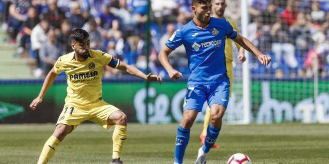 Segunda B (Grupo 1): Getafe B – Marino de Luanco / Racing Ferrol – Coruxo