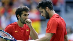 Open de Australia: Dobles: Guccione/Reid vs Lopez/Ramos