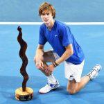 Open de Australia: Dobles: Purcell/Saville vs Rublev/Vasilevski