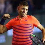ATP Montpellier: Filip Krajinovic vs Gregoire Barrere