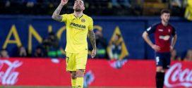 Paco Alcacer jugador del Villarreal
