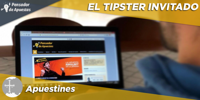 El Tipster Invitado: Apuestines