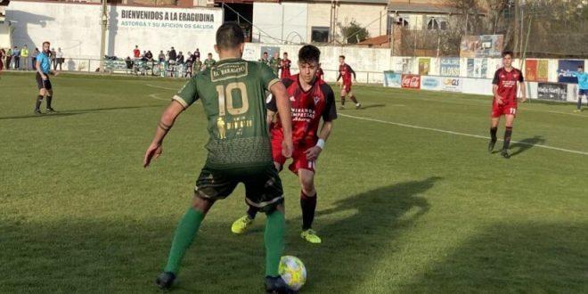 Tercera División (Grupo 8): Astorga – La Granja